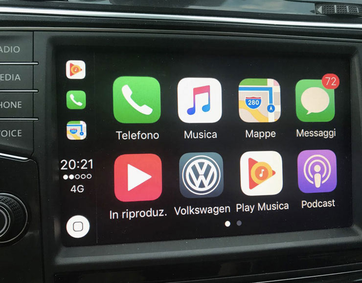 Apple CarPlay 1