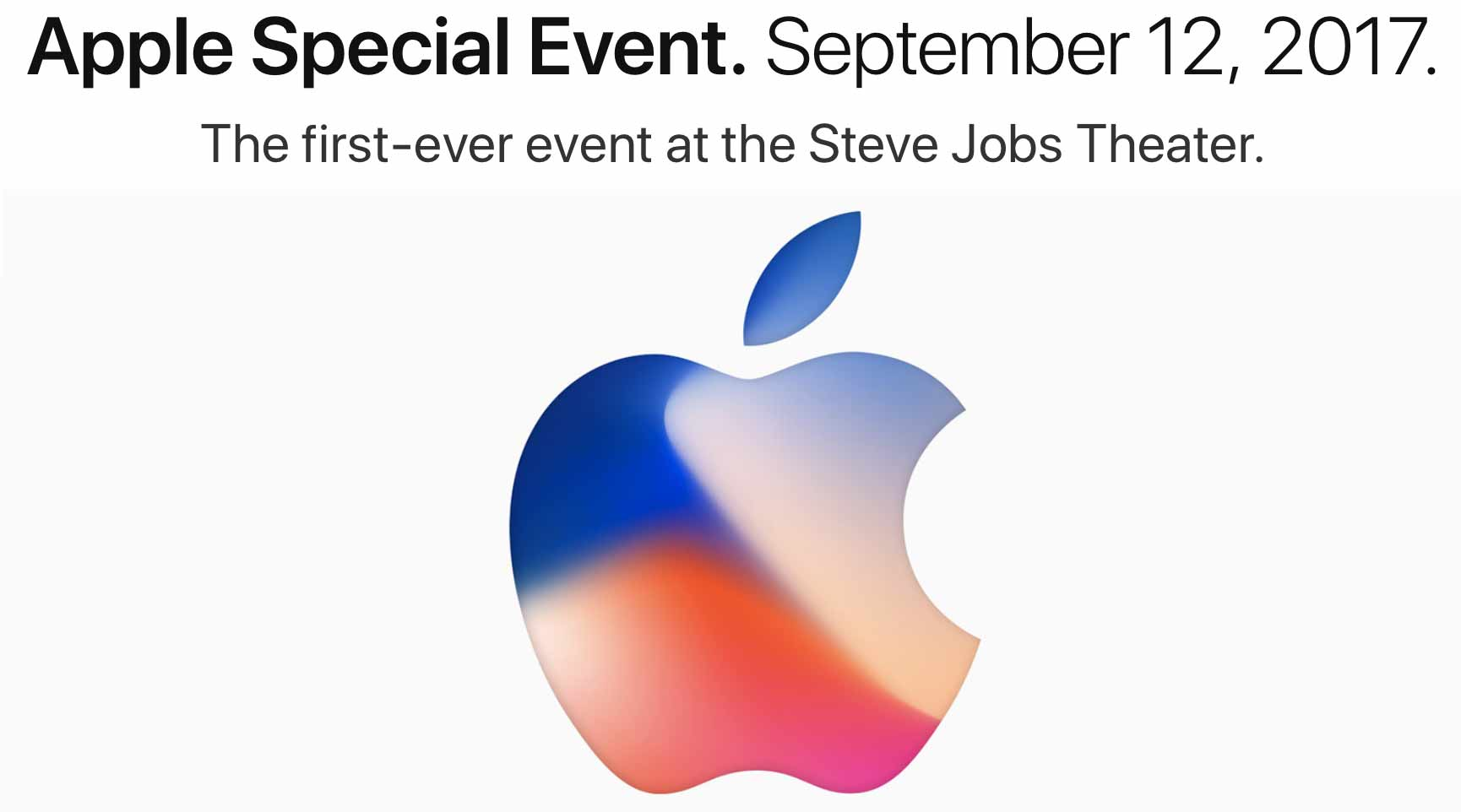 Keynote Apple 12 settembre 2018