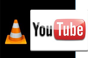 video YouTube con VLC