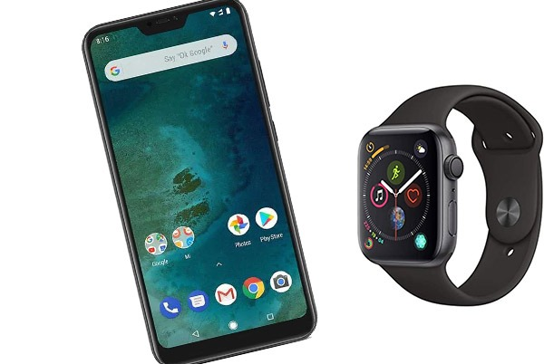 Come accoppiare Apple Watch con Android