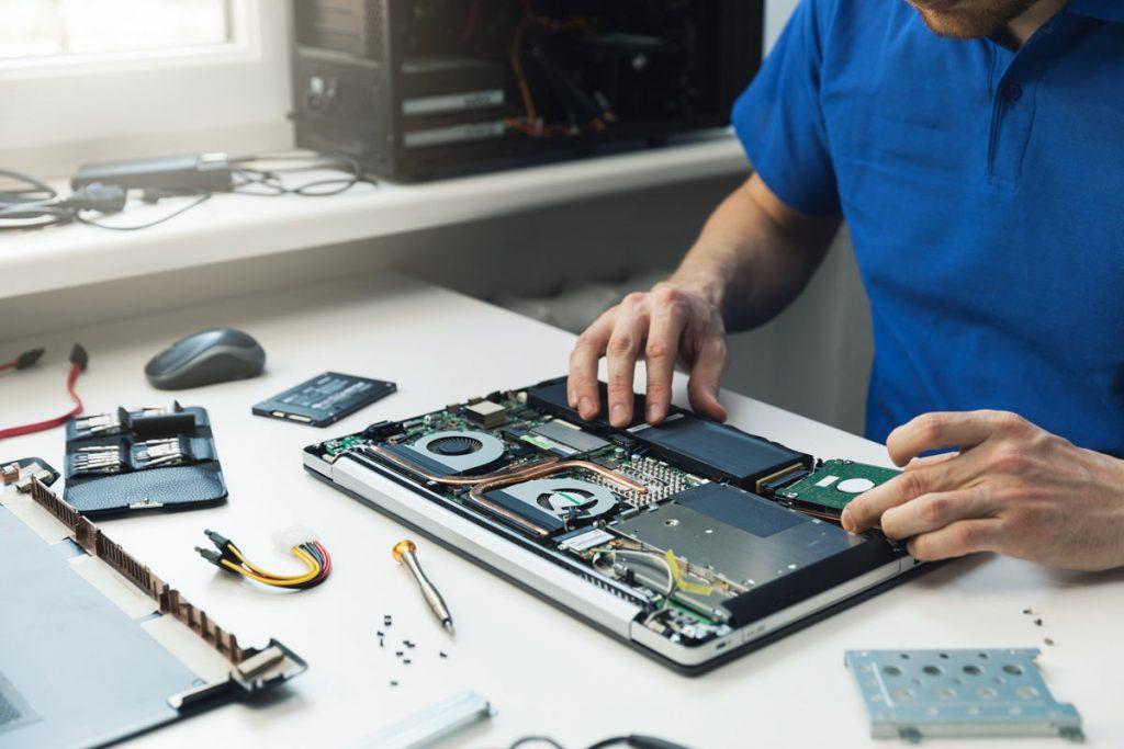 Come funziona e quanto costa il recupero dati da hard disk rotti